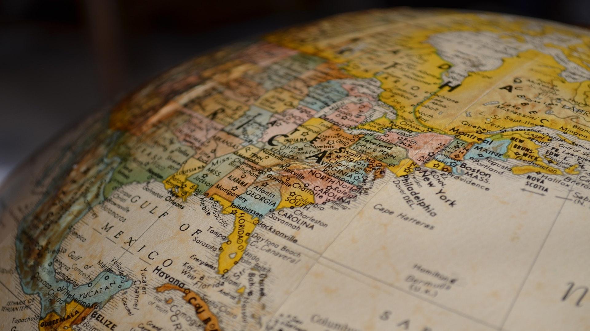 グローバル化が進む社会